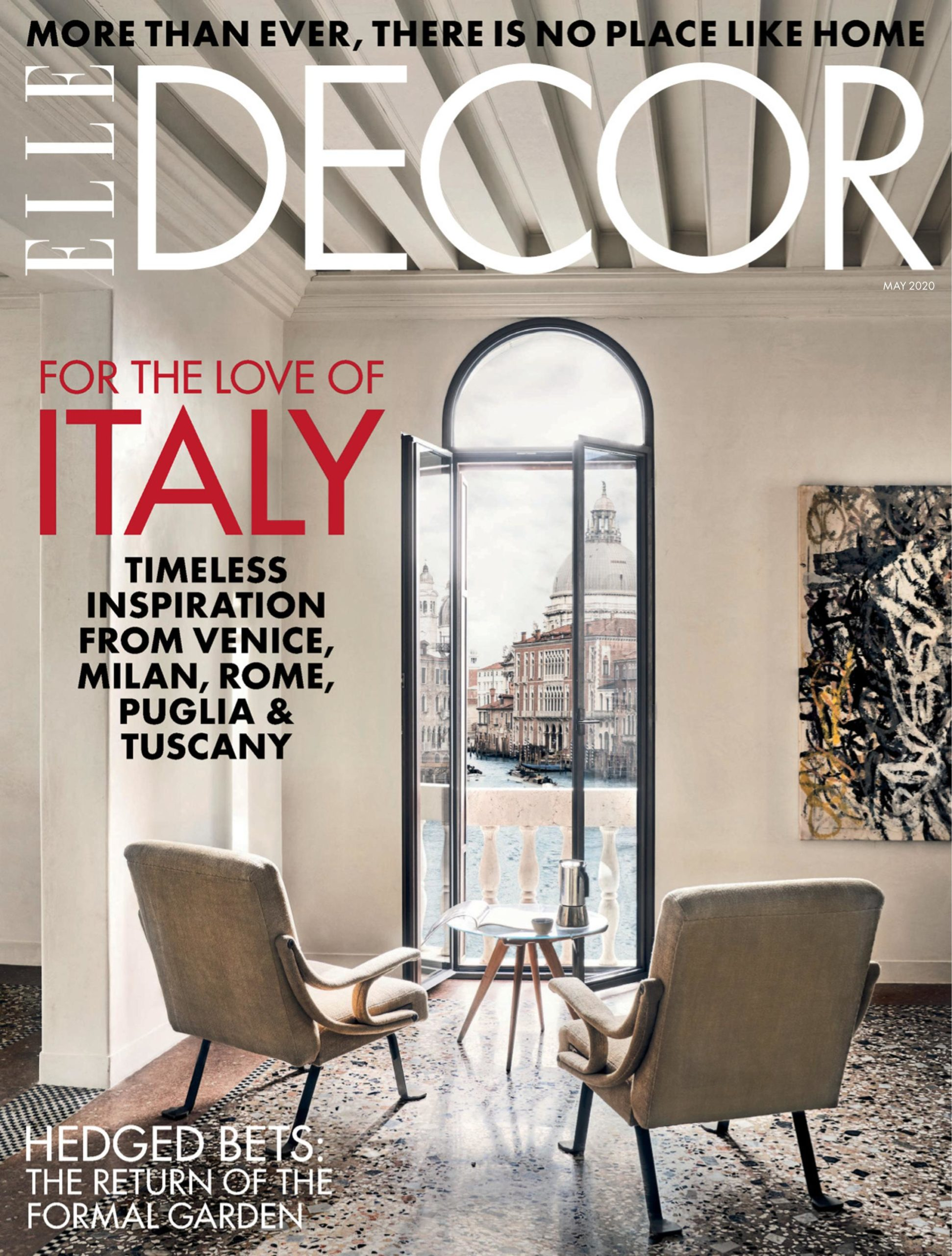 Elle Decor - Revista de Decoración