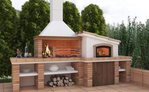 Planos gratis para hornos y fogones estilo rústico