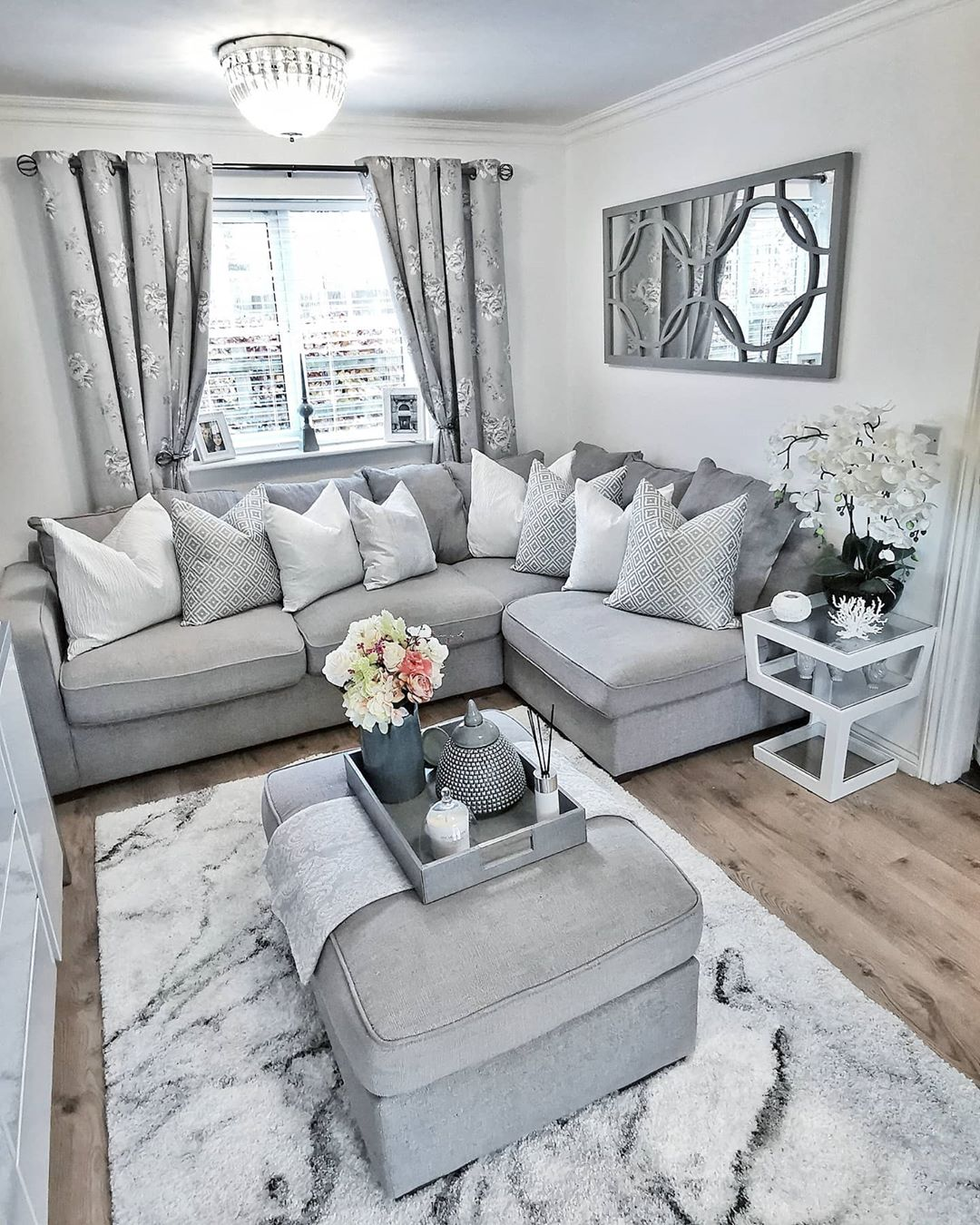 Ideas para decorar una sala pequeña si tienes poco presupuesto