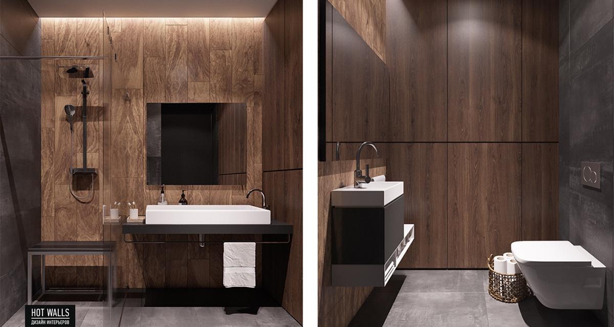 Baño de casa de 60 metros cuadrados