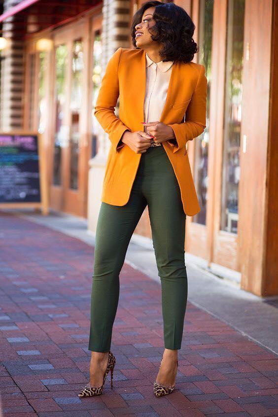 Blazers de colores para tus outfits