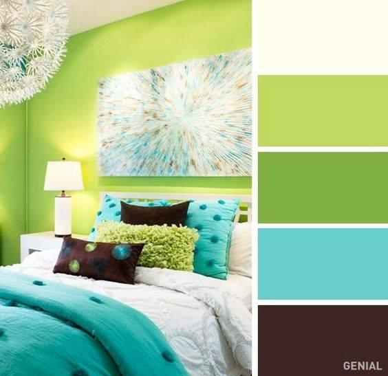 Combinación de colores para dormitorios de niñas