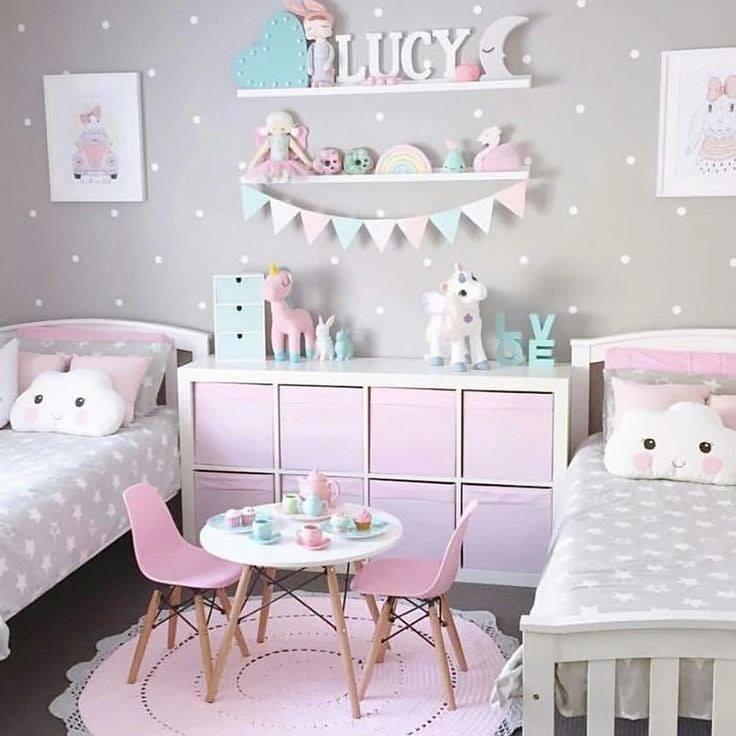 Cómo decorar un cuarto de niña fácil y económico