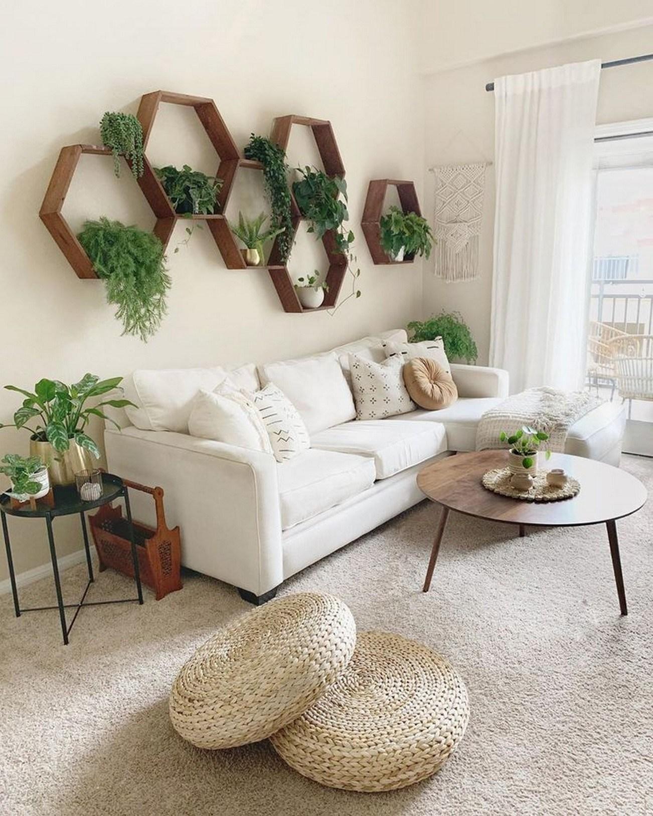 Decoración de paredes para salas pequeñas