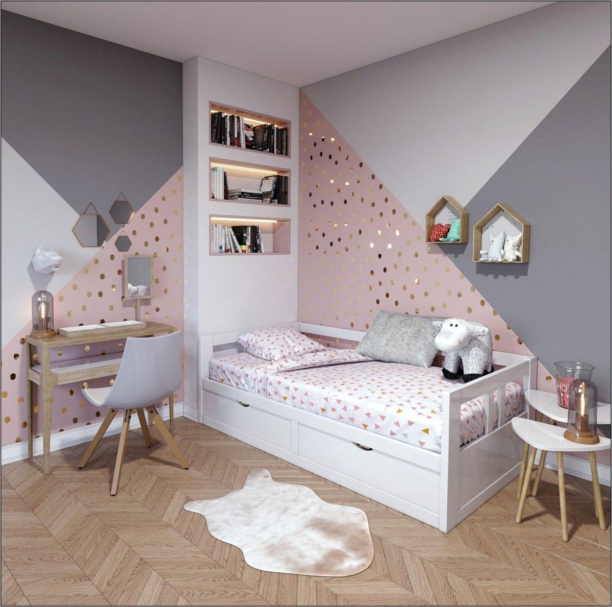 Habitaciones para niñas adolescentes