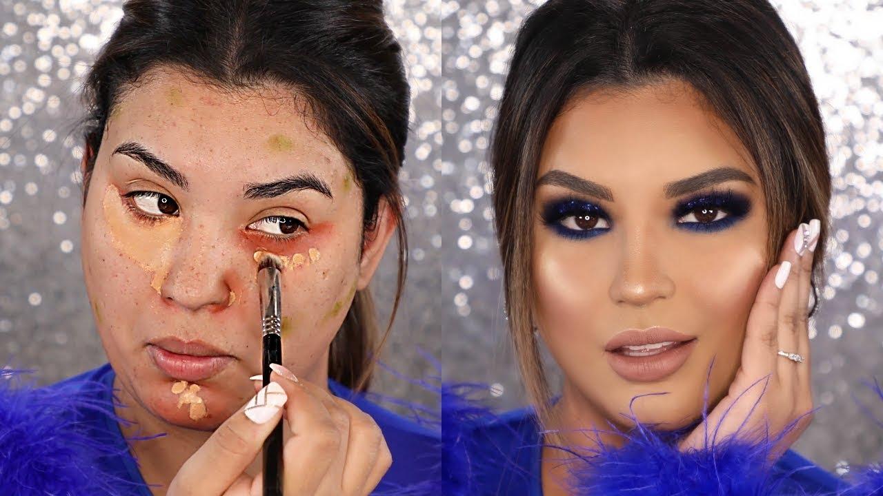 Ideas de maquillaje para chicas de 30 años o más con iluminador