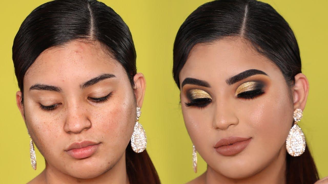 Ideas de maquillaje para chicas de 30 años o más con labios nude