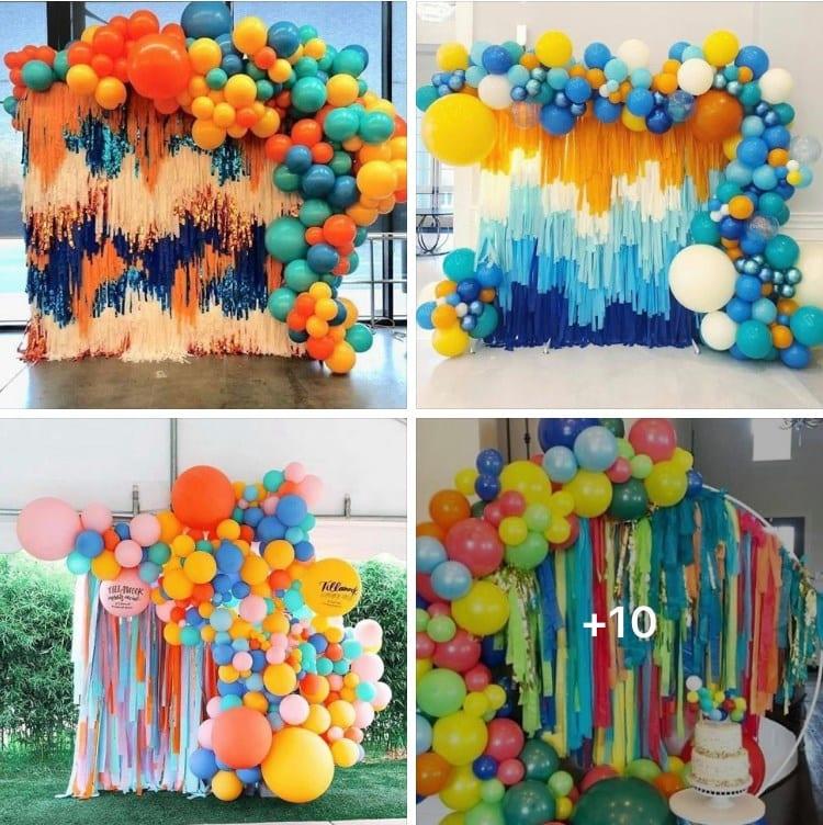 Tendencias en fiestas 2020 - Curso Gratis Decoracion de Fiestas