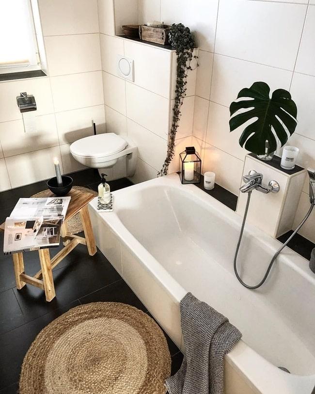 Crea un spa en casa para atraer la energía positiva