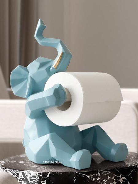 Dónde poner el papel higiénico de manera creativa