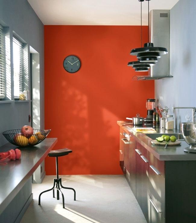 Pinta tu casa de colores alegres para atraer la energía positiva