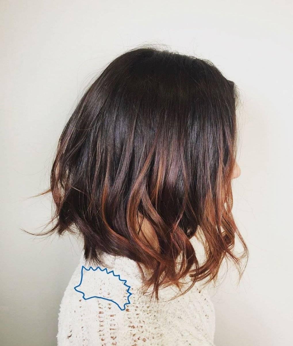 Cortes de cabello para afinar tu rostro - lob