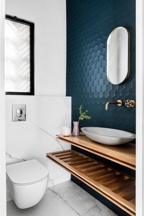 Decoración de mosaicos para el baño