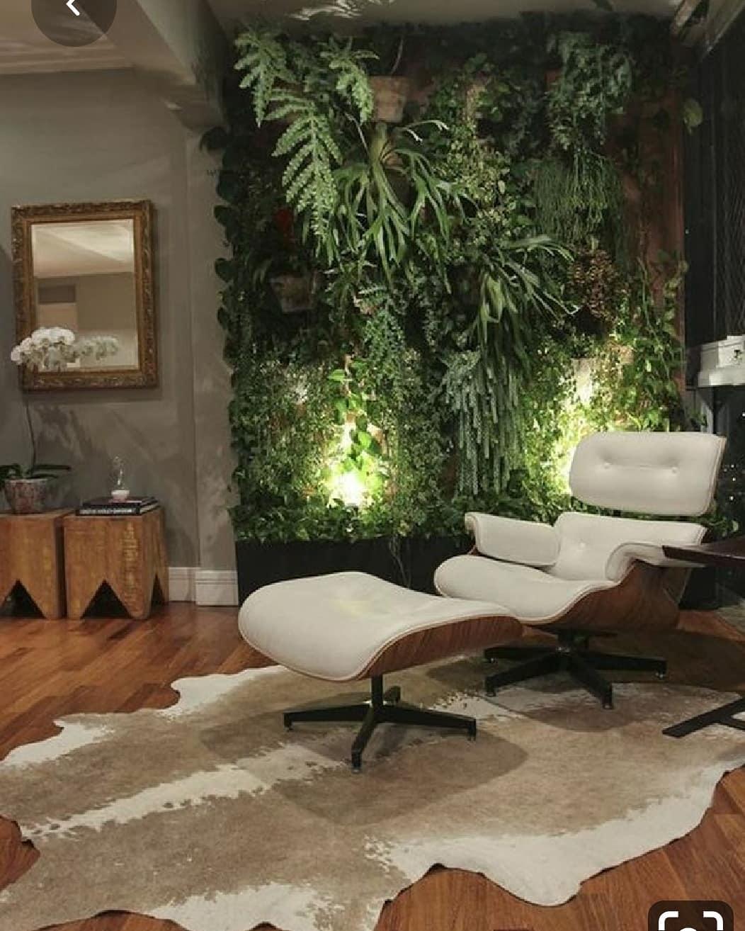 Diseños de jardines para interiores vertical
