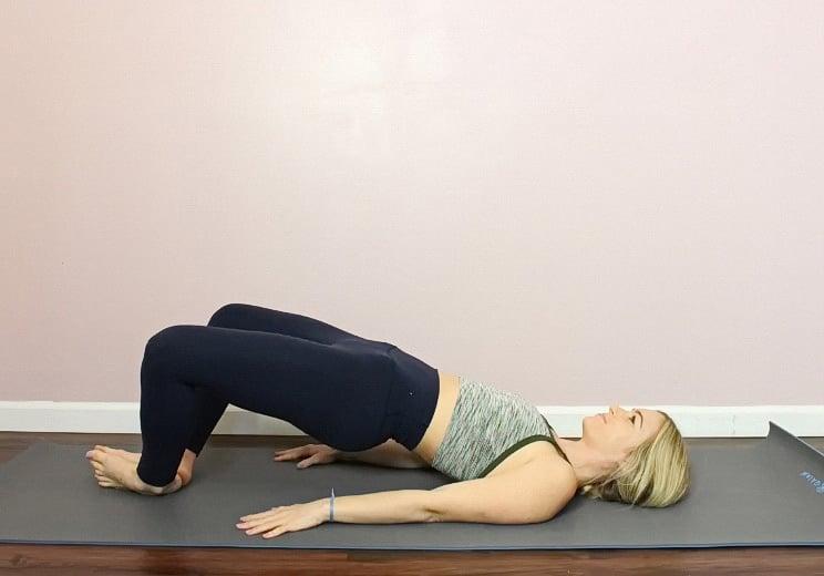 Ejercita tus glúteos con la posición de ejercicio clamshell