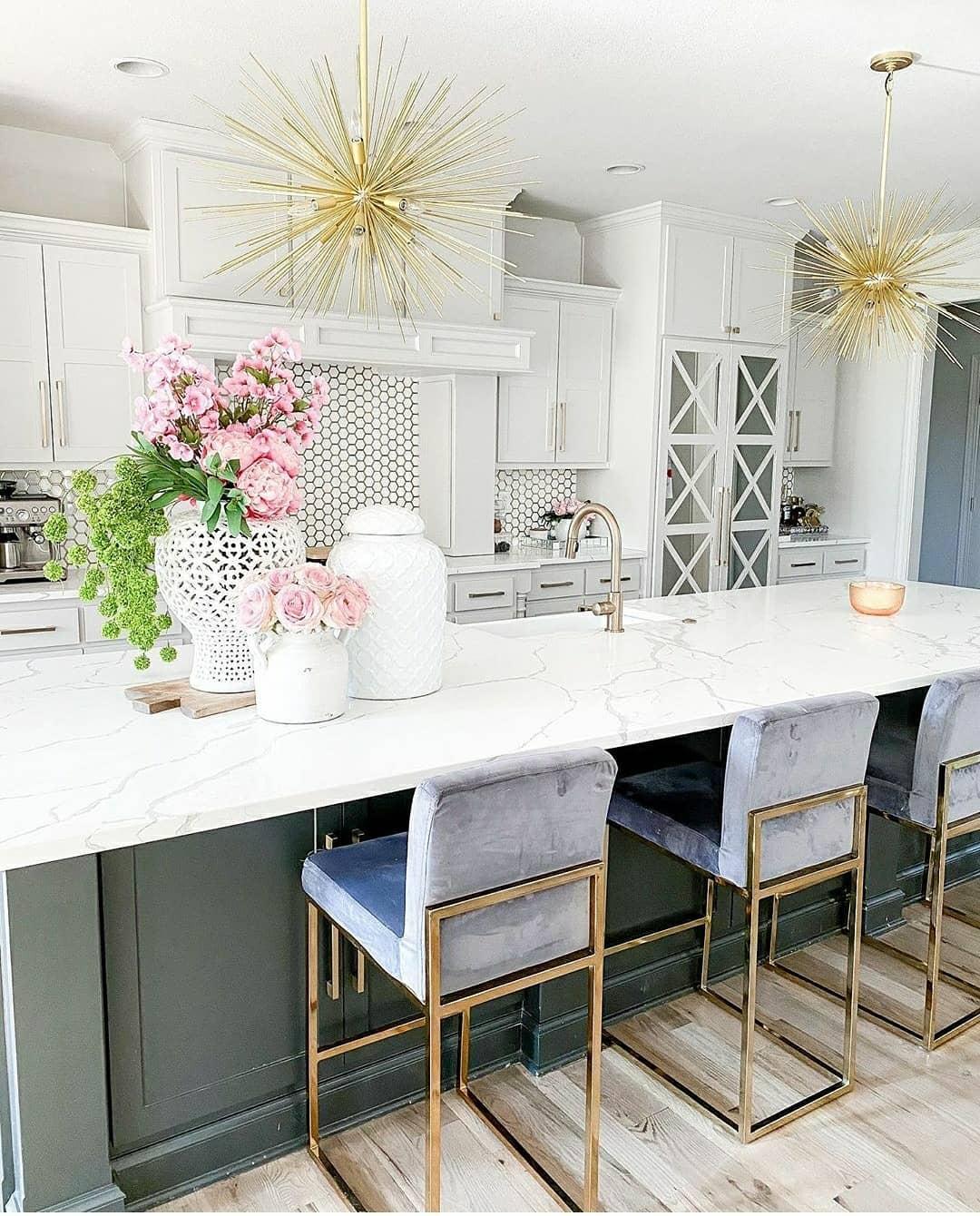 Ideas fabulosas para revestir las paredes de tu cocina