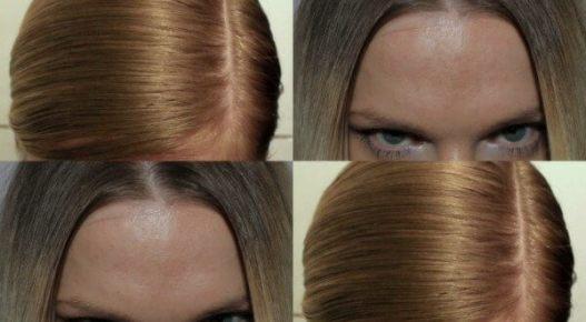 Resultado de aclarador de pelo en una sola aplicación