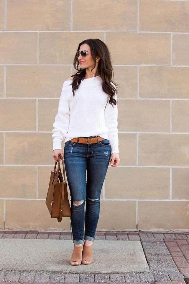 Combinación básica para outfit invernal en mujeres modernas