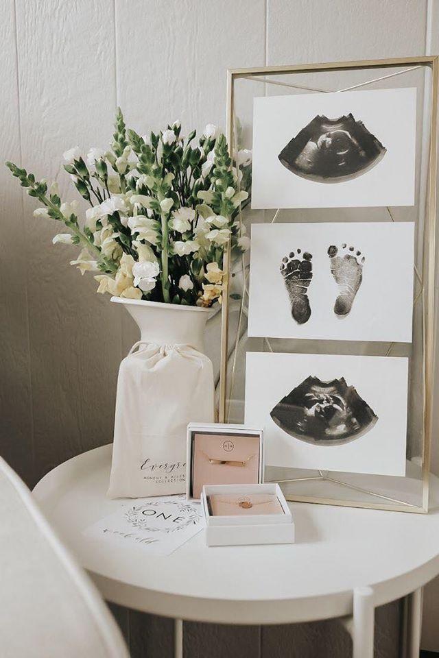 Cómo crear elementos decorativos con los recuerdos de tu bebé