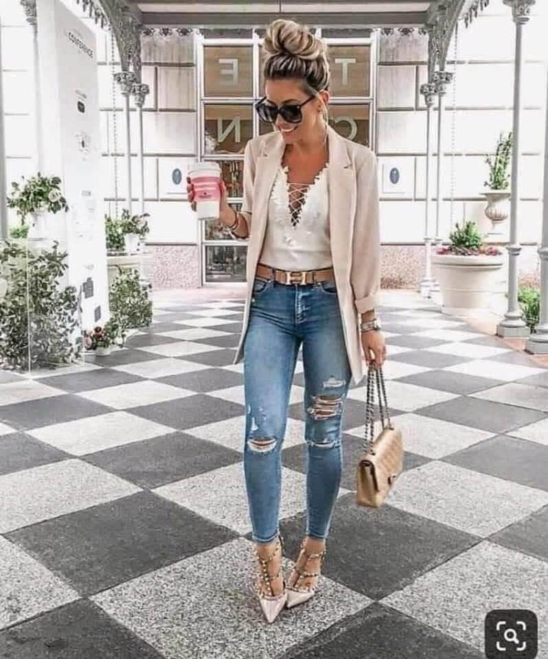 Look casual para outfits de invierno