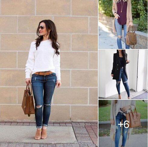 Outfits de invierno para mujeres modernas