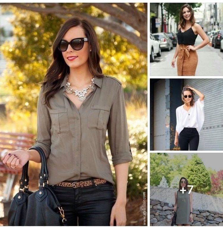Outfits casuales para mujeres modernas y maduras