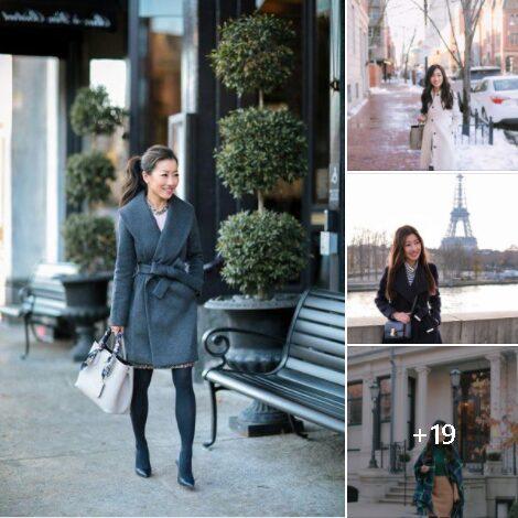 Outfits para mujeres de 40 o más en la temporada de frío