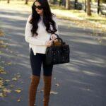 Jeans y botas para la temporada