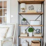Ideas para colocar estanterías en toda la casa