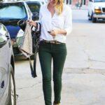 Ideas de outfits con pantalones verde militar