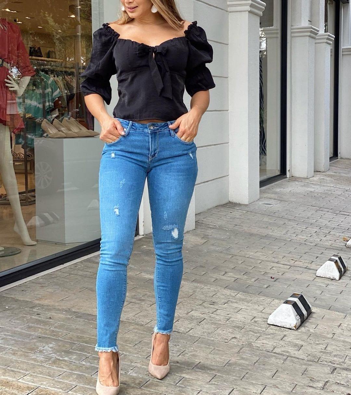 Tips de moda para mujeres de espalda ancha