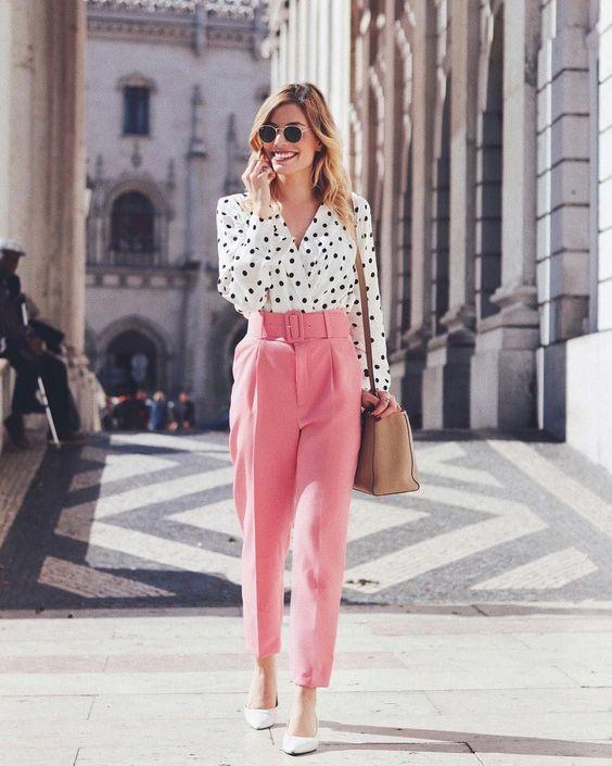 Outfits color rosa que puedes copiar para verte con estilo
