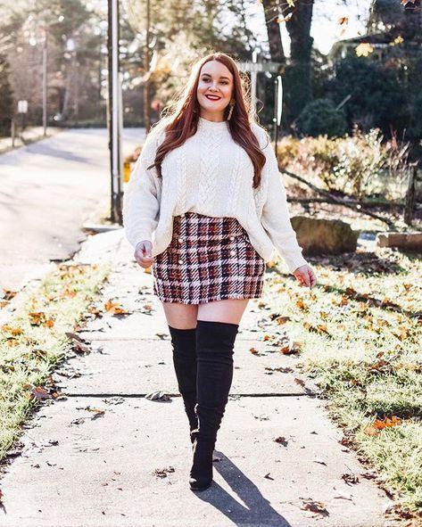 Moda Shein plus size para mujeres de 40 años y más