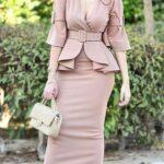 Vestidos modernos y elegantes para mujeres de cualquier edad