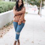 Cómo disimular el vientre bajo con jeans