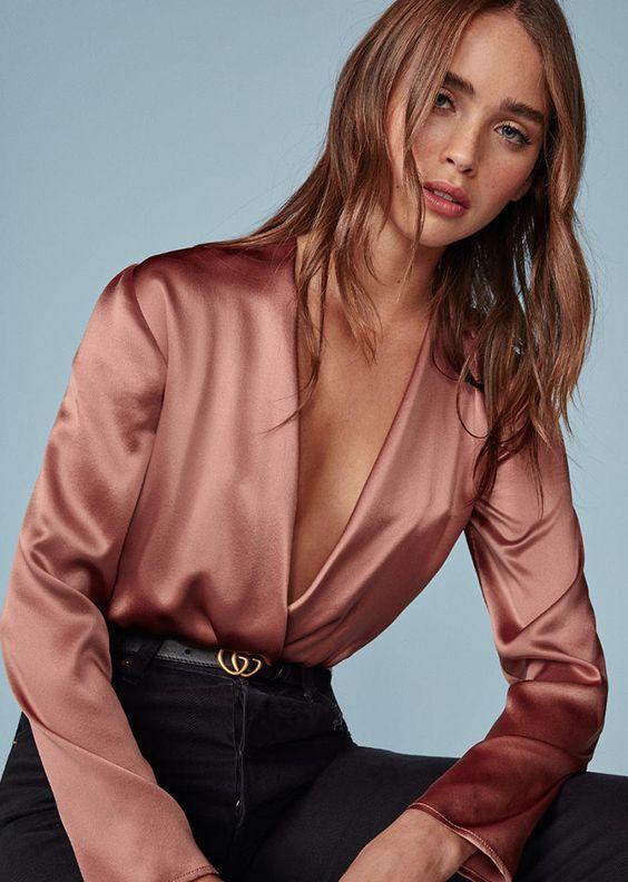 Ideas de looks con cintura bien definida