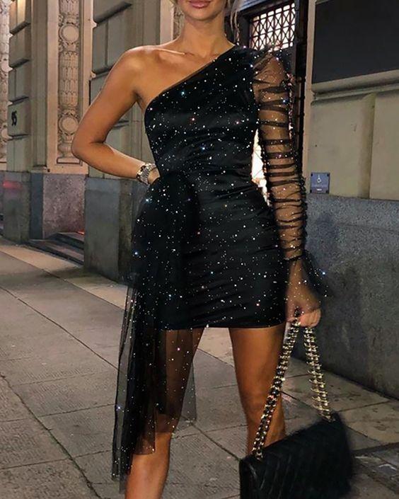 Ideas de outfits con vestido para fiestas