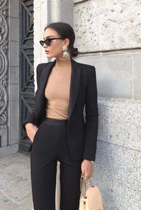 Looks con blazer para mujeres maduras