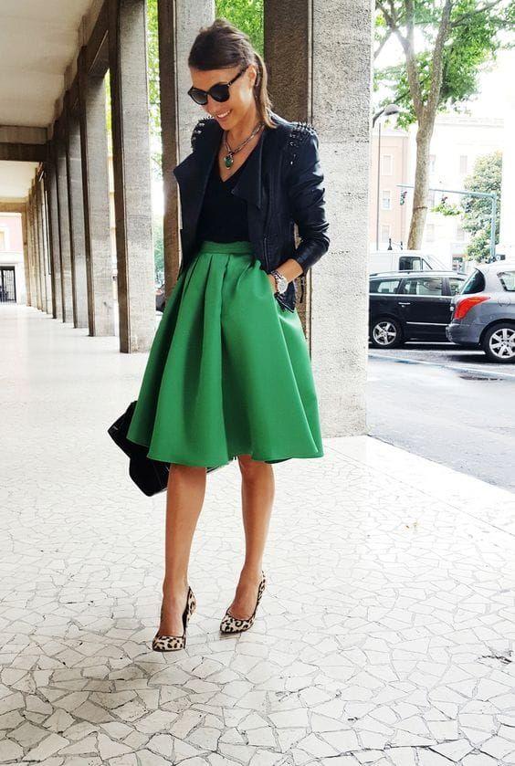 Moda para mujeres maduras con cuerpo tipo triángulo invertido
