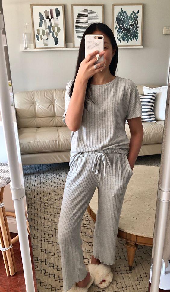 Ropa loungewear para mujeres de 40