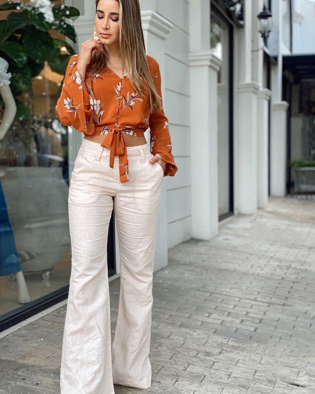 Básicos de ropa para mujeres de 40 para verte relajada y bonita