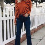 Jeans de moda para mujeres maduras