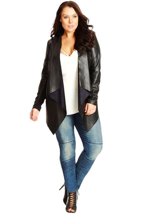Complementa tus looks con chaquetas