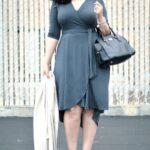 Elige vestidos de corte cruzado