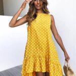 Ideas de looks con estampados coloridos para primavera