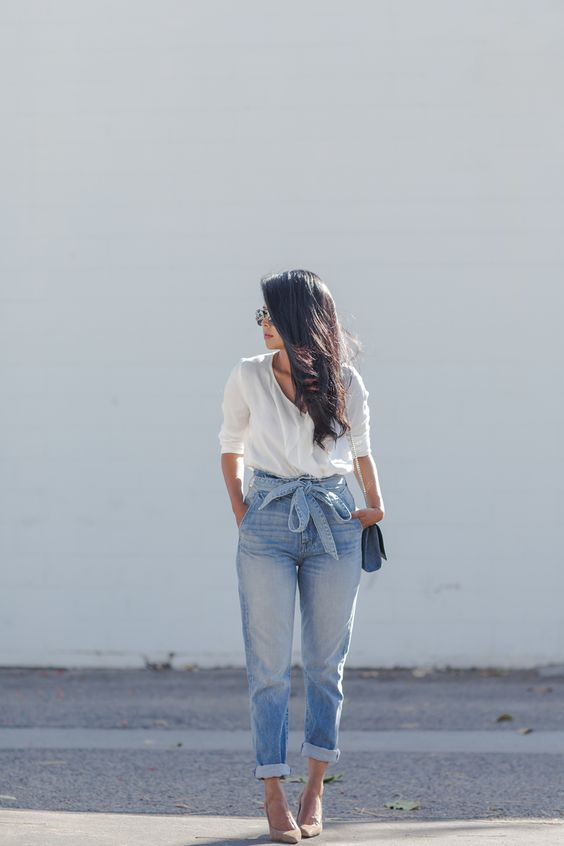 Looks casuales con jeans