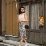 faldas de satin para mujeres de 40