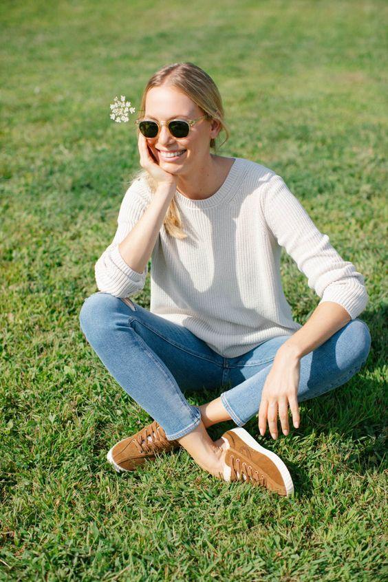 Looks con jeans de mezclilla comodos