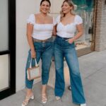 Outfits casuales con jeans para gorditas