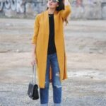 Outfits con cardigans y tenis